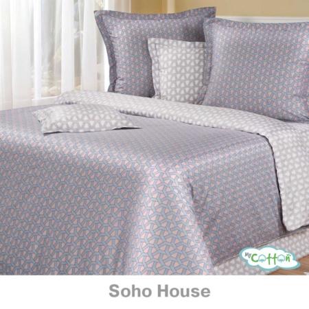 Постельное белье Soho House (Сохо Хаус) коллекция Премиата (Premiata)