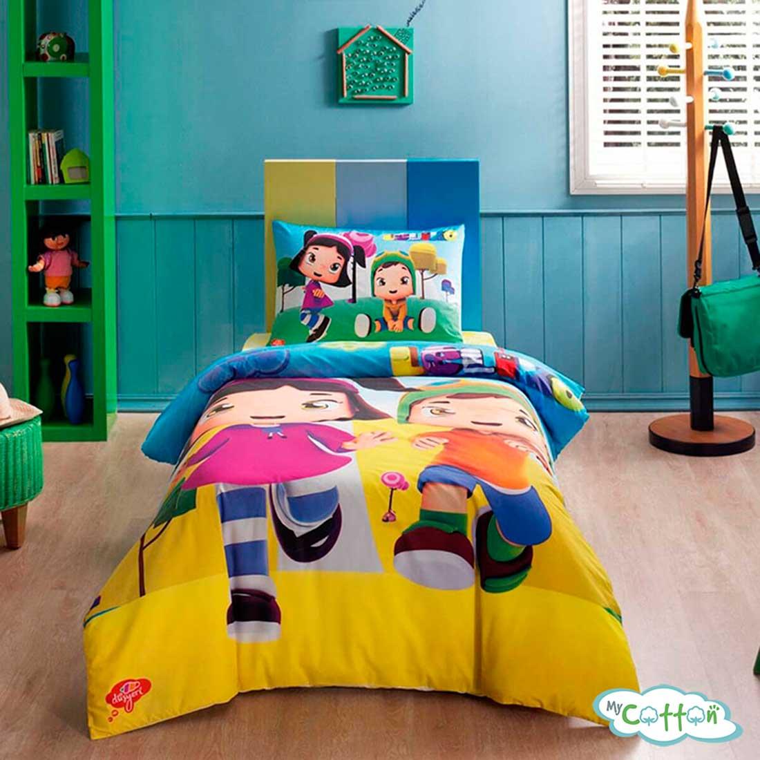 Детский комплект постельного белья TAC (Тач) TK LELIKO TK