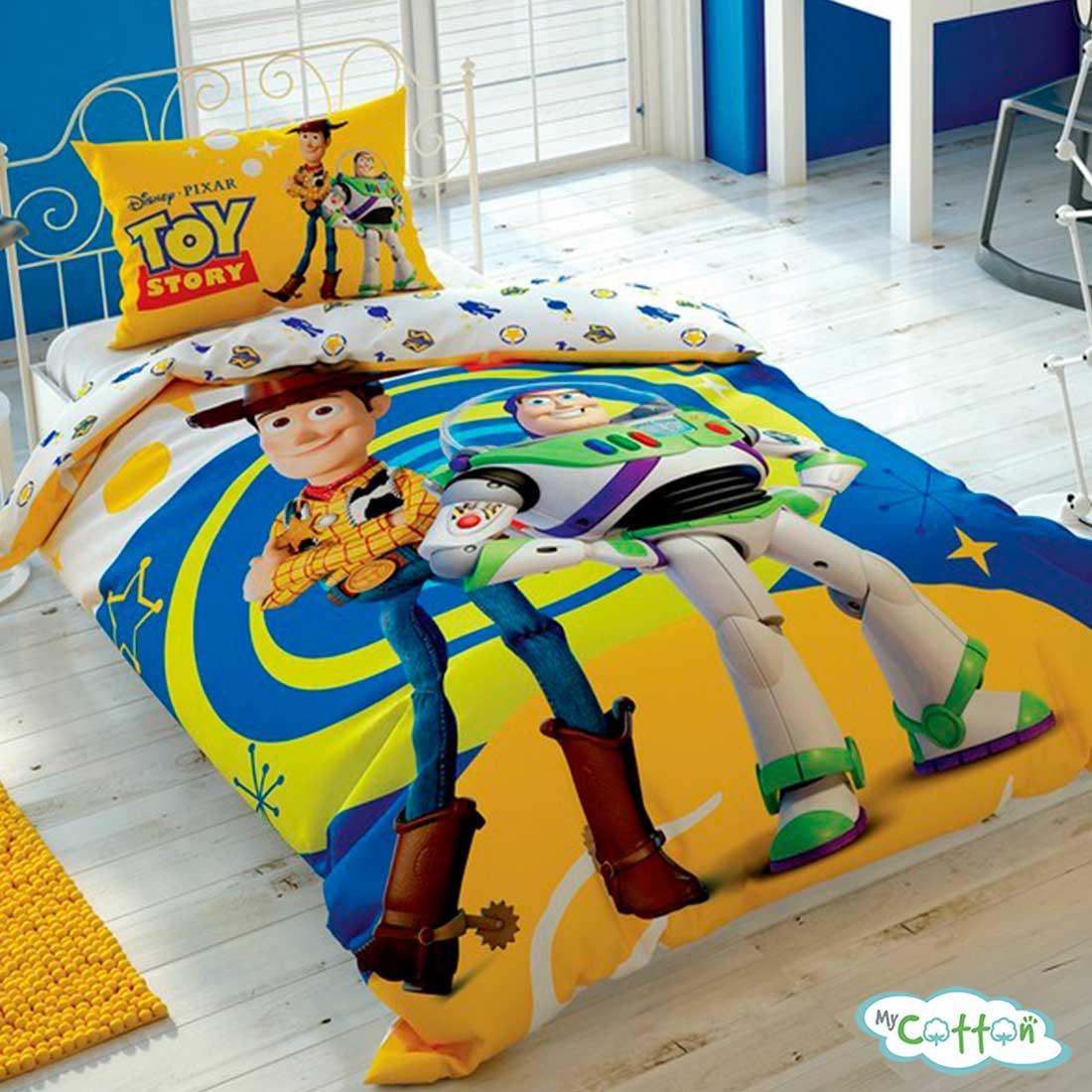 Детский комплект постельного TAC (Тач)TOY STORY