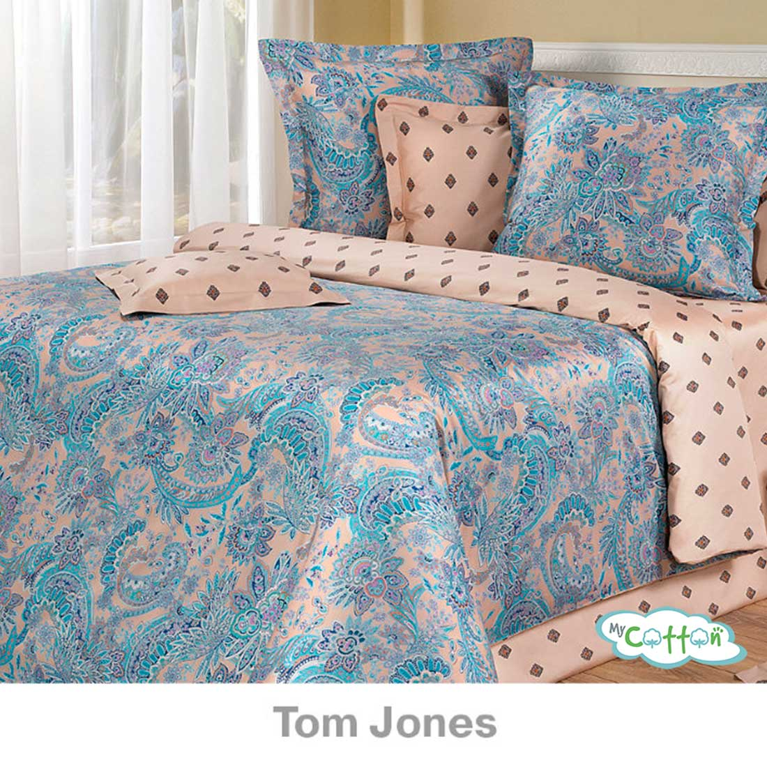 Постельное белье Tom Jones (Том Джонес) коллекция Философия (Philosophy)