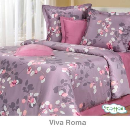 Постельное белье COTTON DREAMS Тенсель (Tencel) - Viva Roma (Вива Рома)