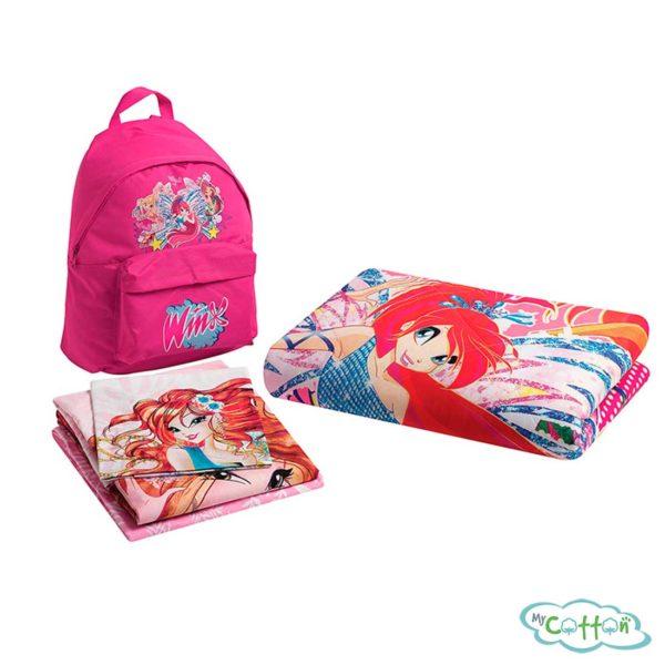 Детский комплект постельного белья TAC (Тач) WINX