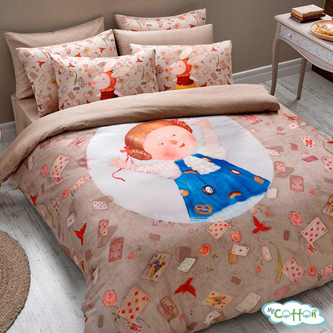 Детское постельное белье ALICE
