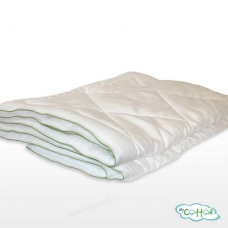 Одеяло стеганое Nature`s (Натурес) «Таинственный ангел» легкое с эвкалиптом