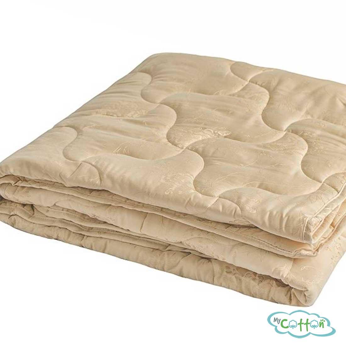 Одеяло стеганое Nature`s (Натурес) «Австралийская шерсть» всесезонное, с шерстью австралийской овцы