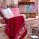 Комплект из 6-ти махровых полотенец BRIELLEBAMBOO JACQUARD