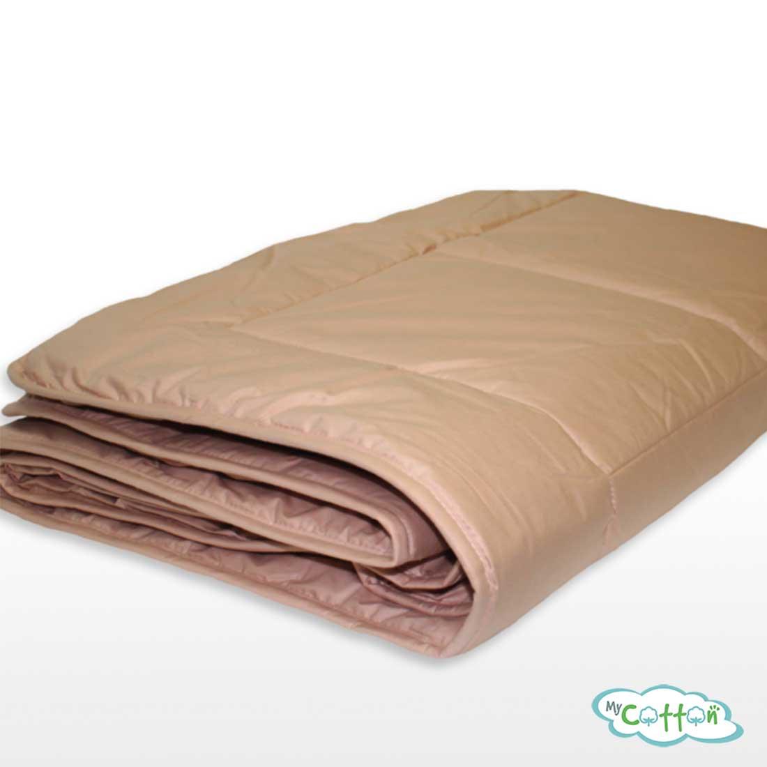 Одеяло стеганое Nature`s (Натурес) «Дар востока» всесезонное, с шерстью верблюда