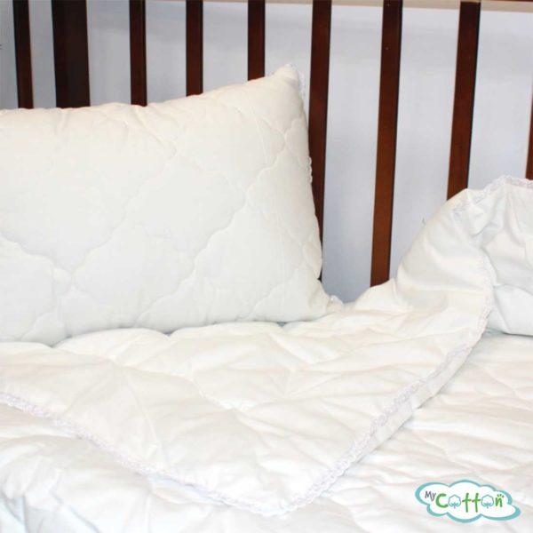 Одеяло стеганое Nature`s (Натурес) «Бамбуковый медвежонок» легкое с бамбуком