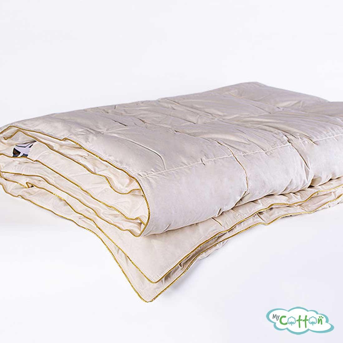 Одеяло пуховое кассетное Nature`s (Натурес) «Медовый поцелуй» всесезонное
