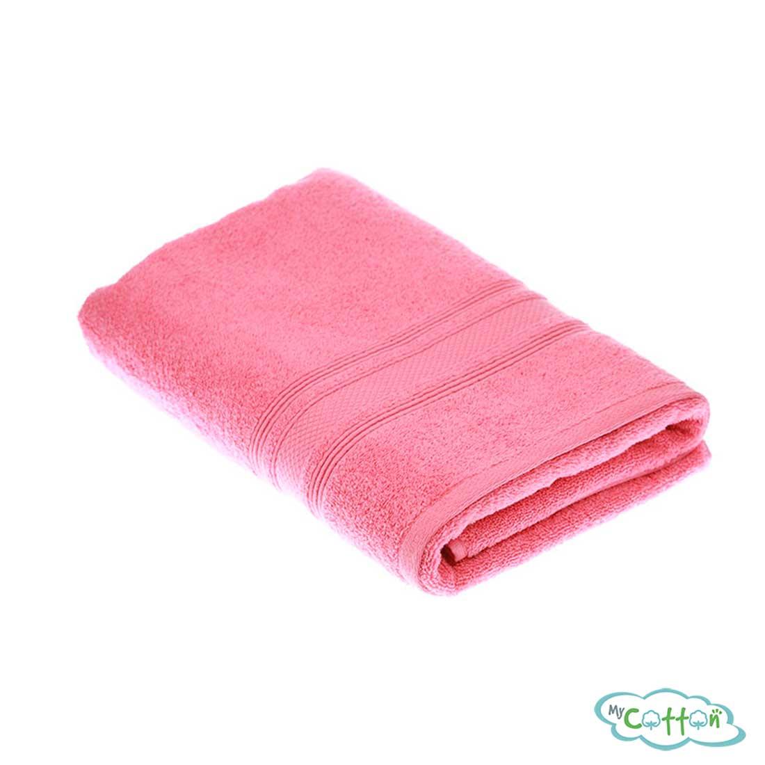 Полотенце махровое TAC цветрозовый