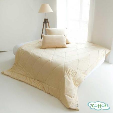Одеяло стеганое Nature`s (Натурес) «Цветочное разнотравье» всесезонное с бамбуковым волокном