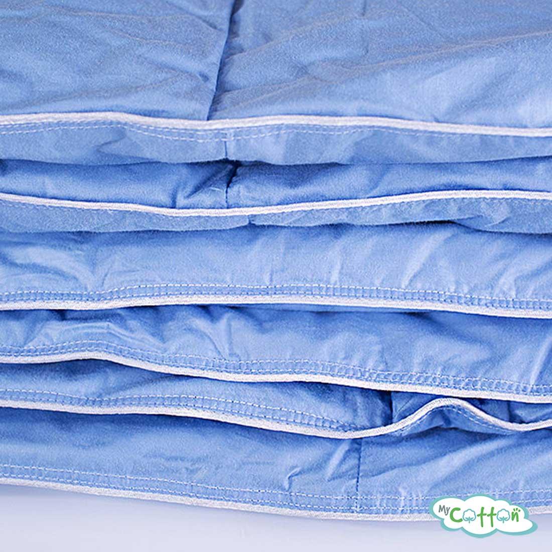 Одеяло пуховое кассетное Nature`s (Натурес) «Витаминный коктейль» всесезонное