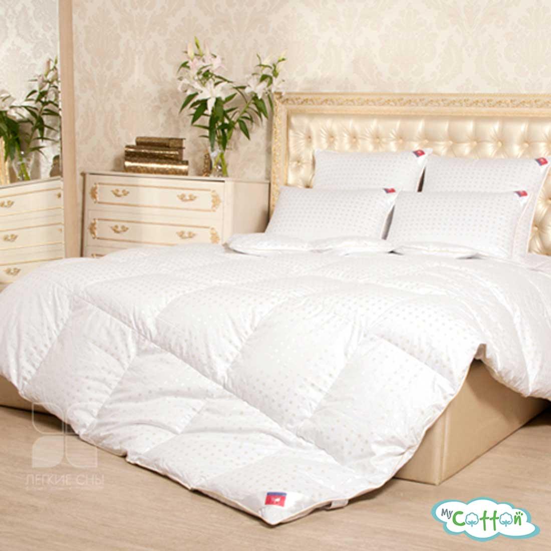 """Десткое одеяло стеганое """"Афродита"""" от компании Легкие сны, легкое"""
