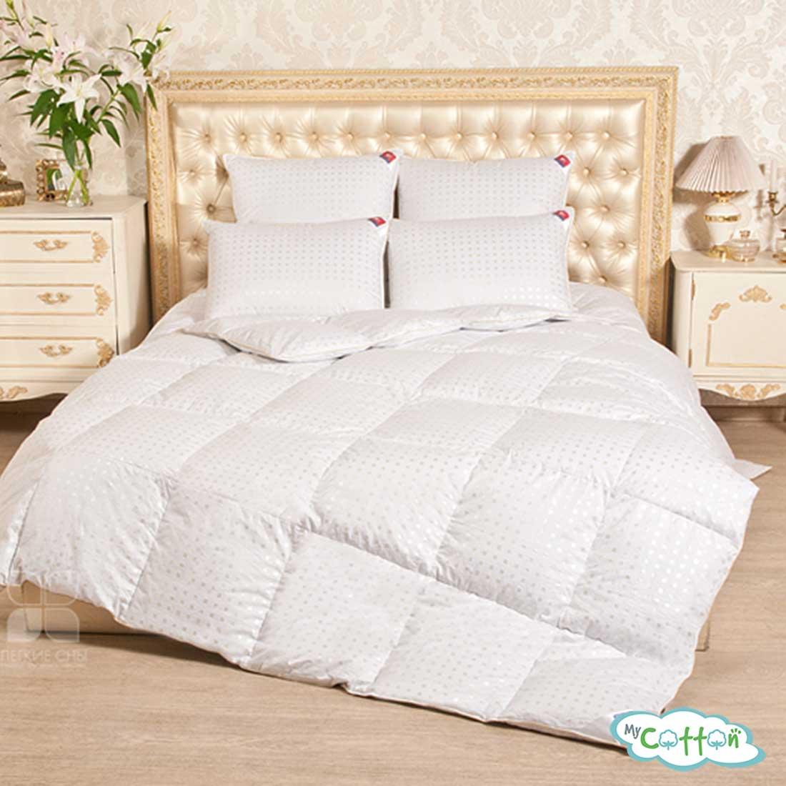 """Одеяло кассетное """"Афродита"""" от компании Легкие сны, теплое"""