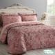 """Покрывало в наборе розовое """"Aveline"""" от Tivolyo Home"""
