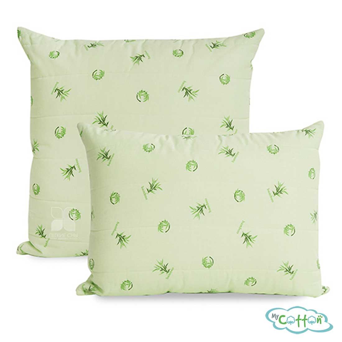 """Подушка """"Бамбук"""" от компании Легкие сны, мягкая"""