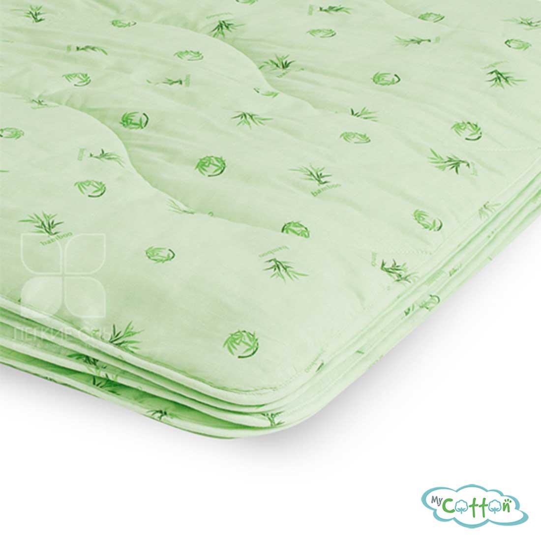 """Одеяло стеганое """"Бамбук"""" от компании Легкие сны, легкое"""