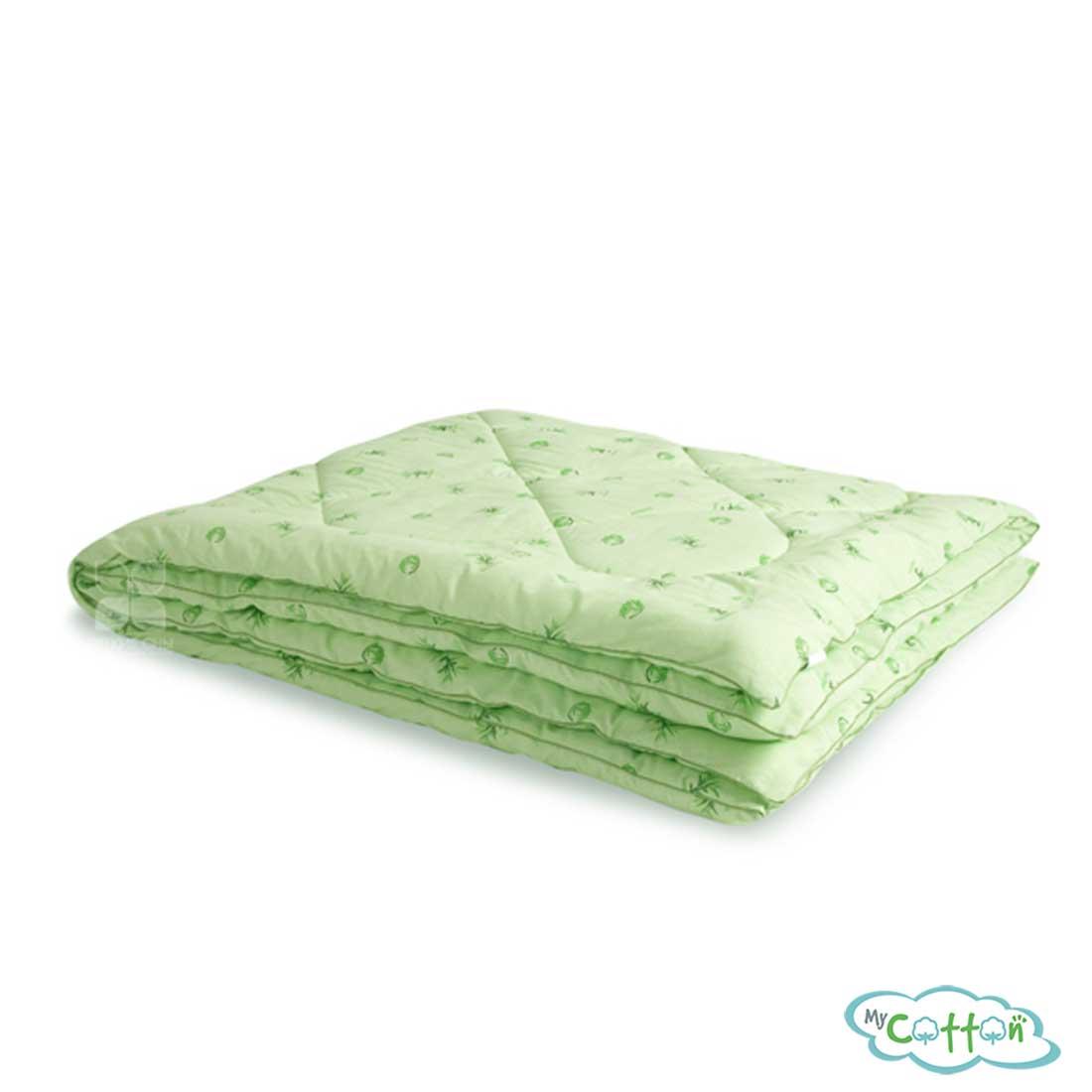 """Десткое одеяло стеганое """"Бамбук"""" от компании Легкие сны, теплое"""