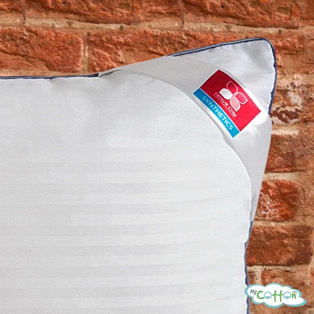 """Подушка """"Элисон"""" от компании Легкие сны, мягкая"""