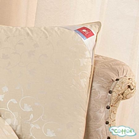 """Подушка """"Камелия"""" от компании Легкие сны, средней жесткости, пух 1-ой категории"""
