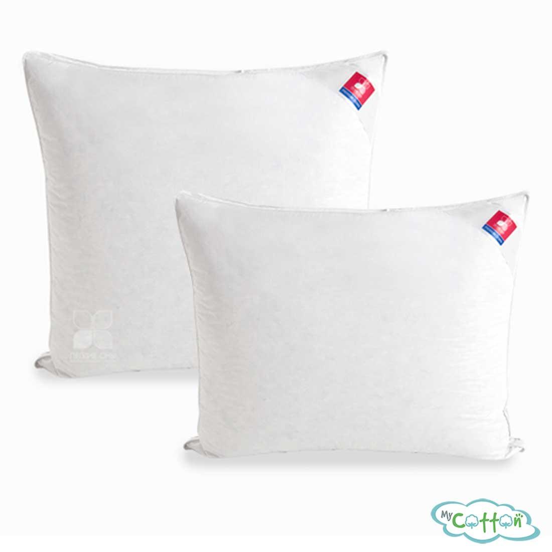 """Подушка """"Камилла"""" от компании Легкие сны, мягкая, пух категории Экстра"""