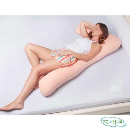 """Подушка для беременных """"Классика 7"""" от компании Легкие сны"""