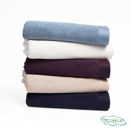 Полотенце махровое Soft Cotton бежевое LORD