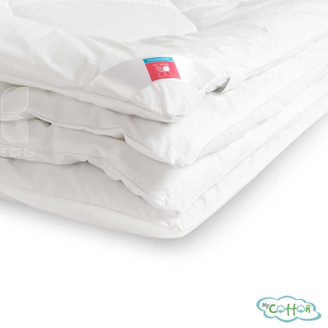 """Одеяло стеганое """"Лель"""" от компании Легкие сны, теплое"""