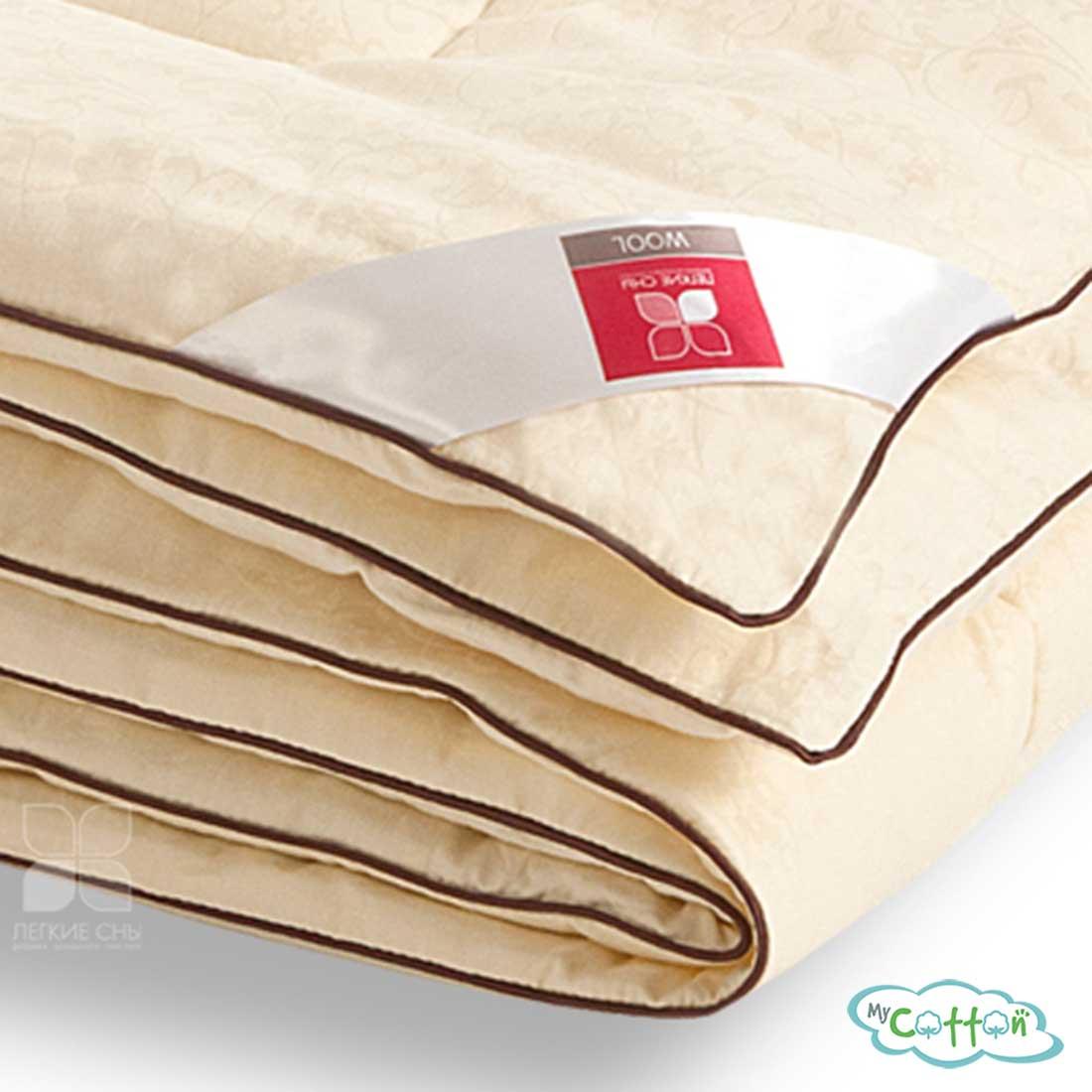 """Одеяло стеганое """"Милана"""" от компании Легкие сны, легкое"""