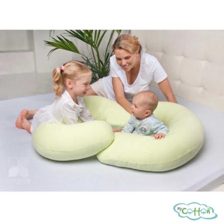 """Подушка для беременных """"Rogal"""" от компании Легкие сны"""