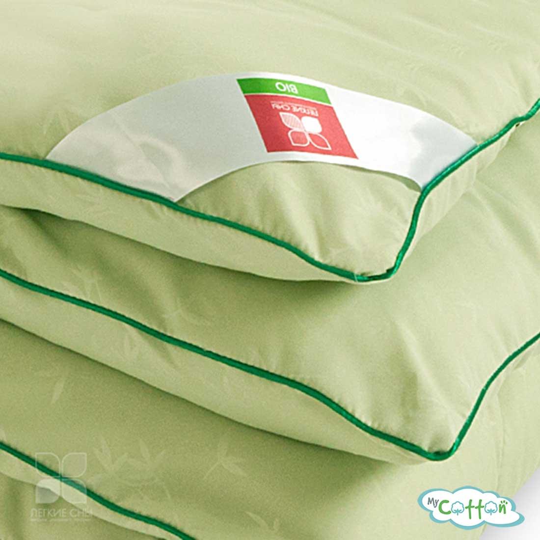 """Одеяло стеганое """"Тропикана"""" от компании Легкие сны, теплое"""