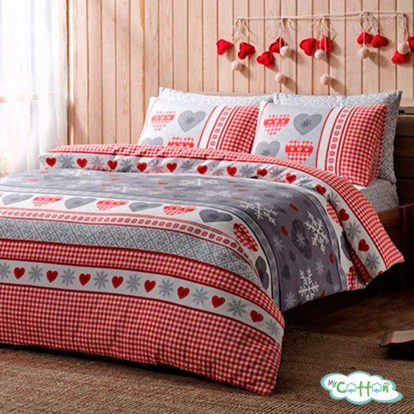 Комплект постельного белья TAC,Winter