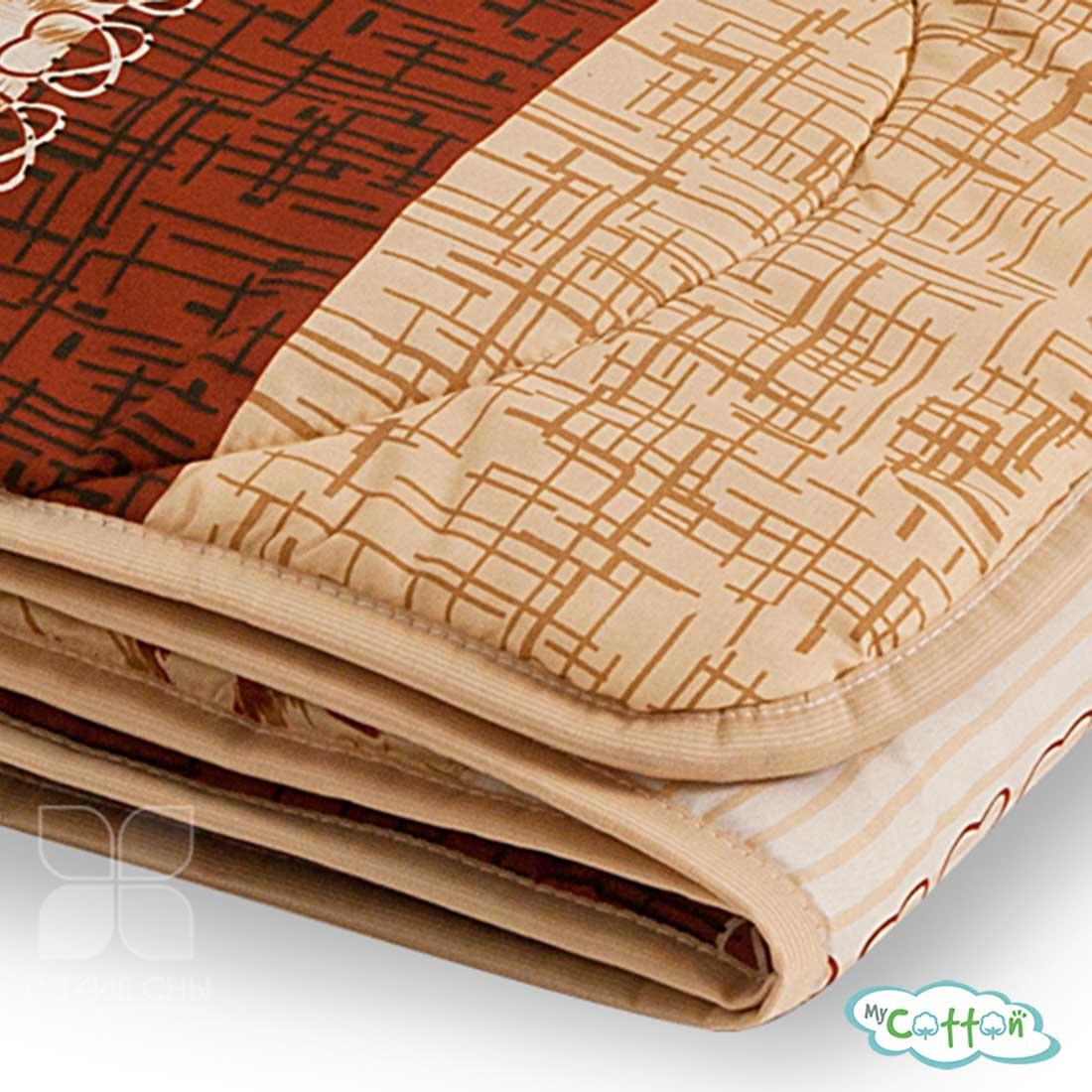 """Одеяло стеганое """"Золотое руно"""" от компании Легкие сны, легкое"""