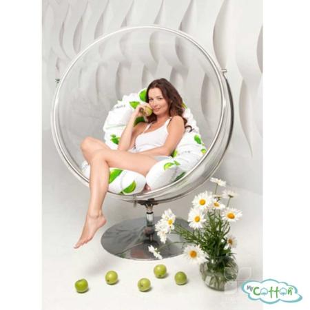 """Подушка для беременных """"Био U"""" от компании Легкие сны"""