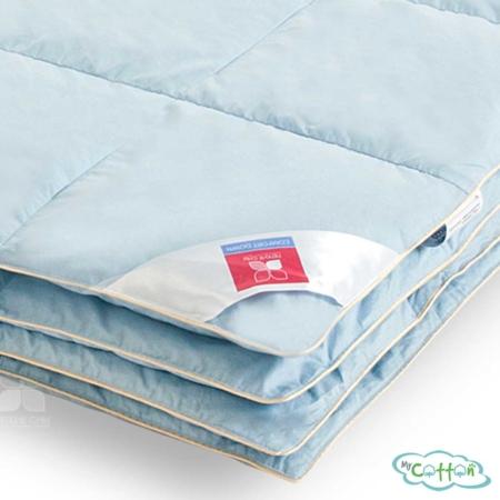 """Десткое одеяло касетное """"Камелия"""" от компании Легкие сны, легкое"""