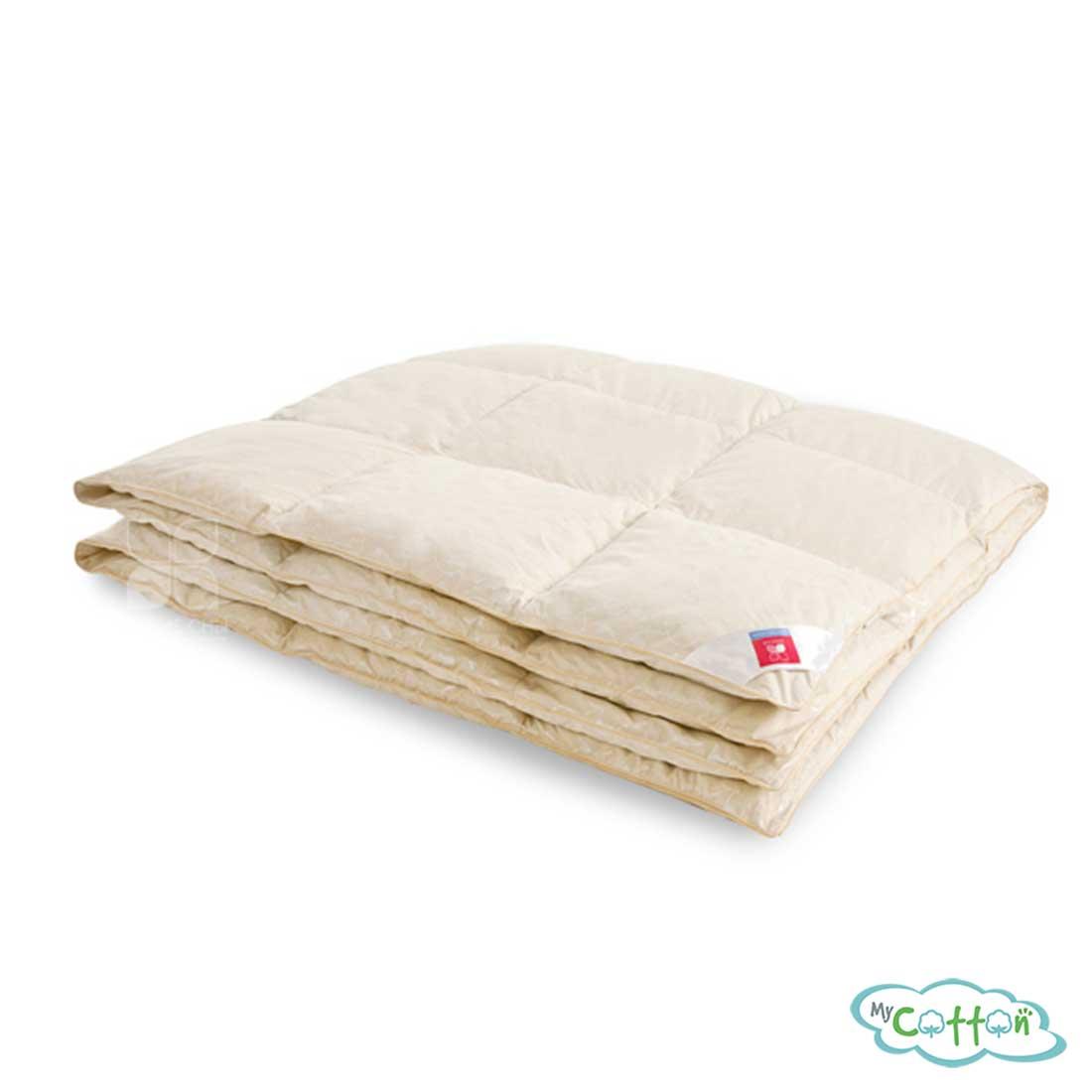 """Десткое одеяло кассетное """"Камелия"""" от компании Легкие сны, теплое"""
