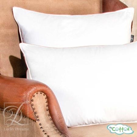 """Подушка """"Comfort"""" от компании Lucky Dreams, средняя, пух 1-ой категории"""