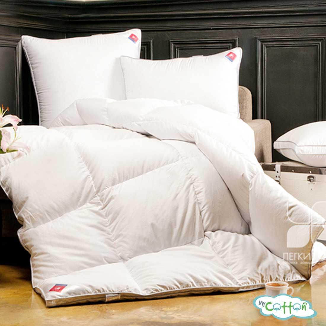 """Десткое одеяло касетное """"Лоретта"""" от компании Легкие сны, теплое"""