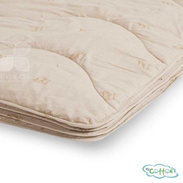"""Десткое одеяло стеганое """"Полли"""" от компании Легкие сны, легкое"""