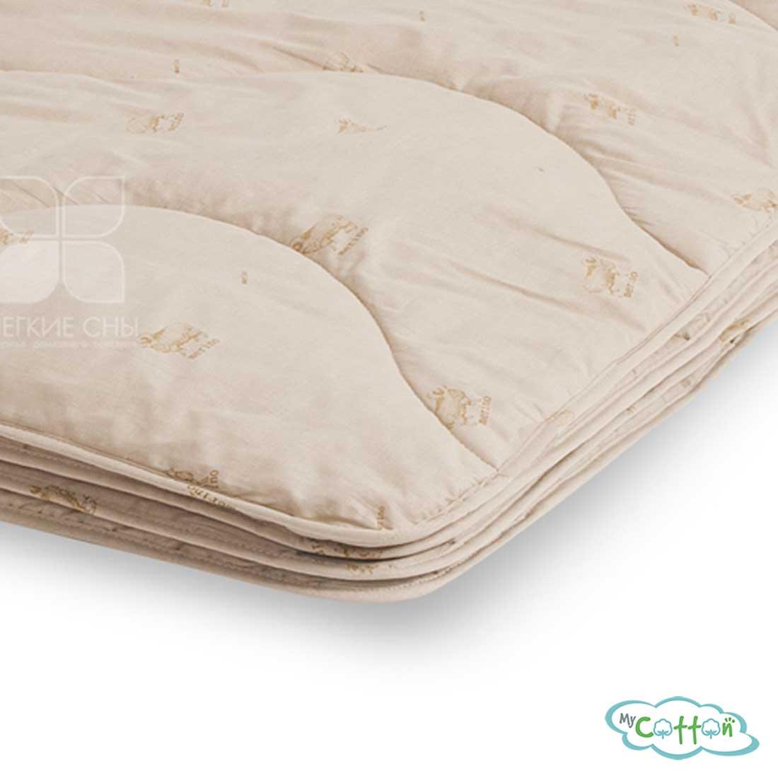 """Одеяло стеганое """"Полли"""" от компании Легкие сны, легкое"""