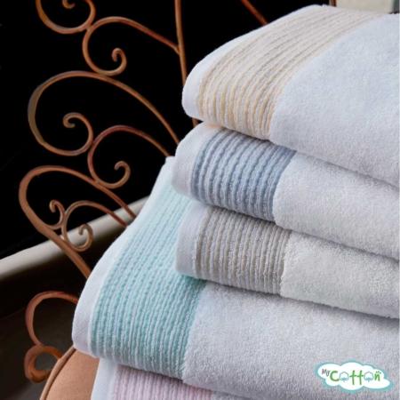 Махровое полотенце Soft Cotton MOLLIS-