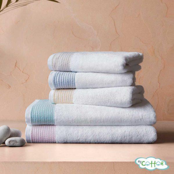 Махровое полотенце Soft Cotton MOLLIS