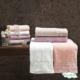 Набор махровых полотенец Tivolyo Home кремовый OLIVIA