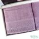 Полотенце махровое Tivolyo Home фиолетовое OLIVIA