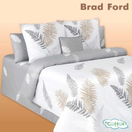 Постельное белье Brad Ford (Брэд Форд) коллекцияMILAN Light