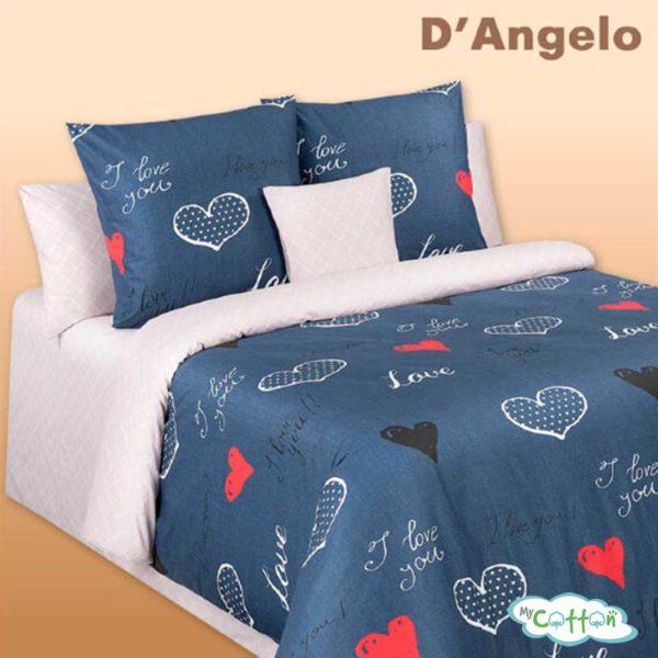 Постельное белье Dangelo (Данжело)коллекцияMILAN Light