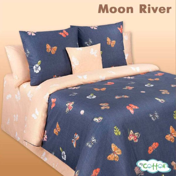Постельное бельеMoon River (Лунная река)коллекцияMILAN Light