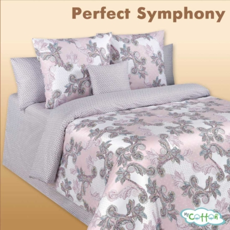 Постельное белье Perfect Symphony (Совершенная симфония)коллекцияMILAN Light