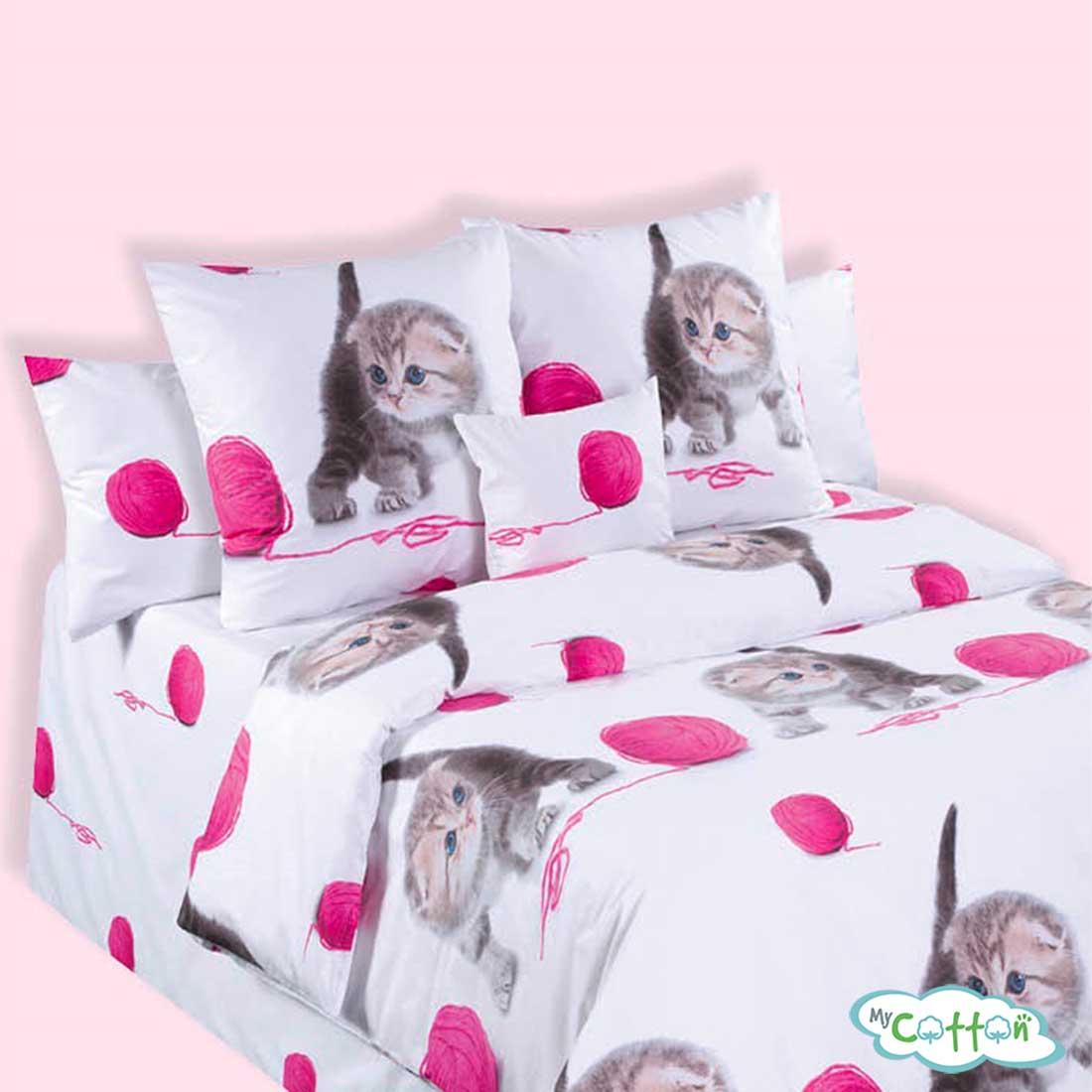 Детское постельное белье Pussy Cats (Пуси Кэтс)
