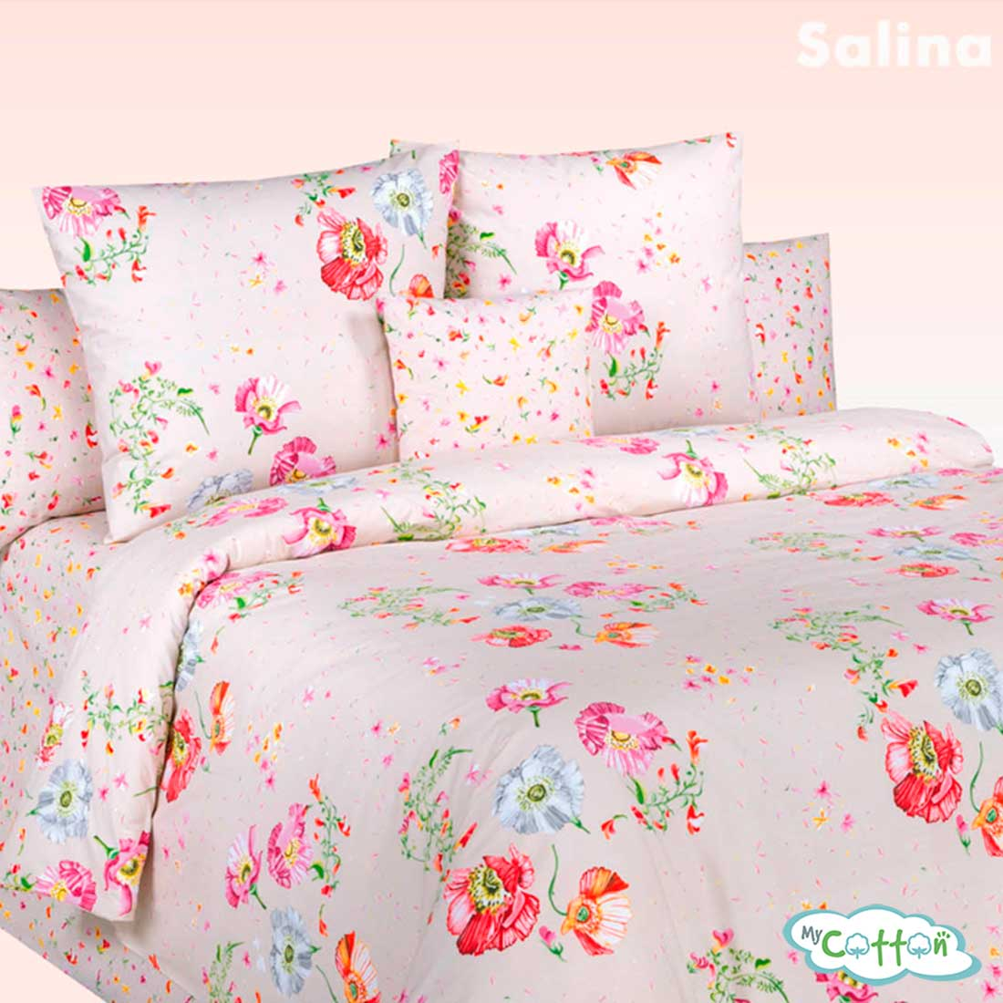 Постельное белье Salina (Салина) коллекция Valencia3